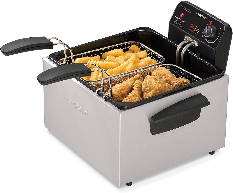 Presto 05466 Deep Fryer Review
