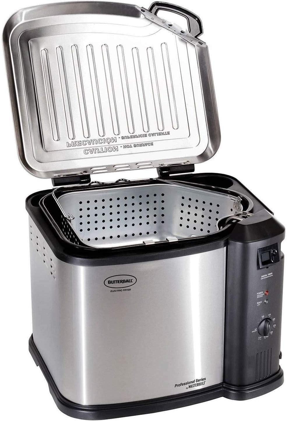 Masterbuilt 23011014 Electric Fryer Review