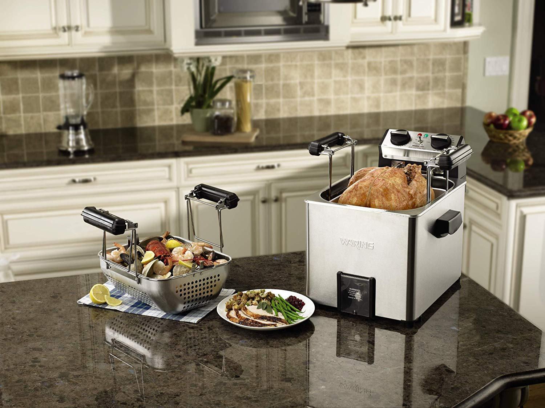 Waring Pro TF200B Turkey Fryer Steamer Review