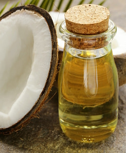 Coconut oil - best Oil for frying