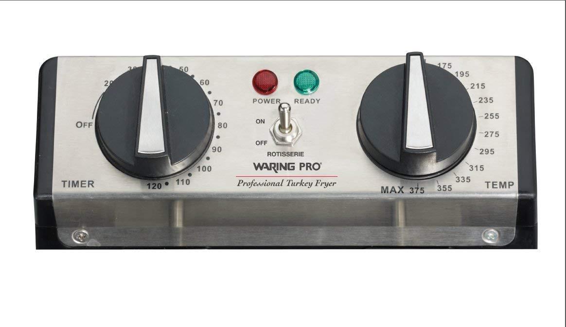 Waring Pro TF200B Rotisserie Turkey Fryer Steamer Review
